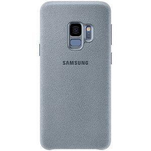 Samsung EF-XG960AMEGUS Galaxy S9 Alcantara Cover, Mint