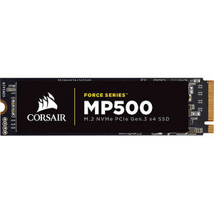 Corsair CSSD-F240GBMP500 Force MP500 240 GB Solid State Drive - PCI-E 3.0 x4 - Internal - M.2 2280