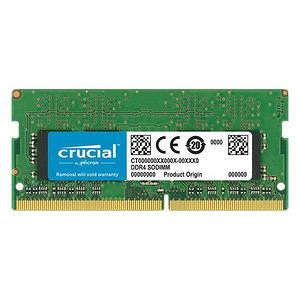Crucial CT8G4SFS8266 8GB DDR4 SDRAM Memory Module - Non-ECC - Unbuffered