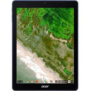 "Acer NX.H0BAA.001 Chromebook Tab 10 - 9.7"" - 4 GB LPDDR3 - Rockchip RK33XX RK3399 2 GHz - 32 GB"