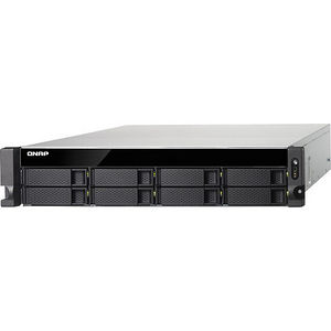 QNAP TS-831XU-RP-4G-US Cost-effective Quad-core NAS with