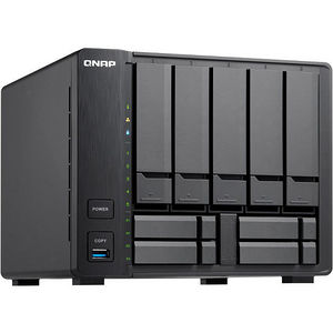 QNAP TS-963X-2G-US Quad-core AMD NAS with 10GBASE-T Port | Exxact