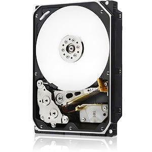 """HGST 0F27506 Ultrastar He10 4KN SED HUH721008ALN601 8 TB SATA 3.5"""" 7200 RPM 256MB Cache Hard Drive"""