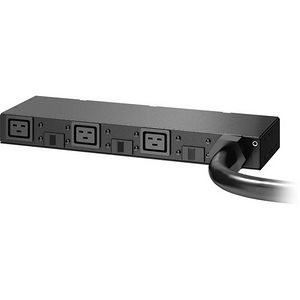 APC AP6039A Rack PDU, Basic, 0U/1U, 208V, 60A, (3) C19