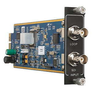 KanexPro FLEX-IN-SDI Flex-Seamless one input HD-SDI card with loop out