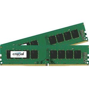 Crucial CT2K8G4DFD824A 16GB (2 x 8 GB) DDR4 SDRAM Memory Module - Non-ECC - Unbuffered