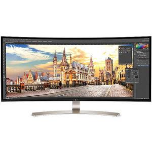 """LG 38UC99-W Ultrawide 38"""" LED LCD Monitor - 21:9 - 5 ms"""
