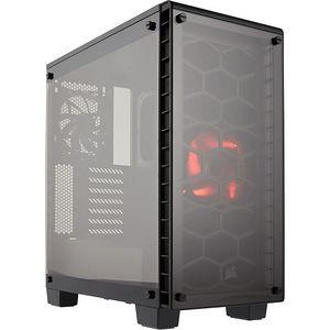 Corsair CC-9011099-WW Crystal Series 460X Compact ATX Mid-Tower Case