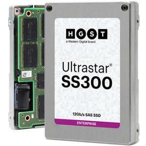 """HGST 0B35002 Ultrastar SS300 HUSMR3232ASS205 3.20 TB - SAS 12Gb/s - 2.5"""" Solid State Drive"""