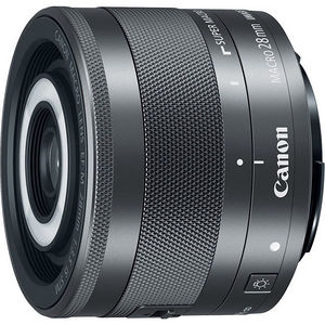 Canon 1362C002 28 mm - f/3.5 - Fixed Focal Length Lens for EF-M