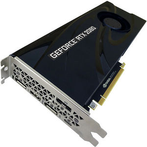 PNY VCG20808BLMPB GeForce RTX 2080 Blower Graphic Card 8 GB