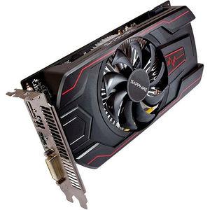 Sapphire 11267-18-20G Pulse Radeon RX 560 Graphic Card - 1.23 GHz Boost Clock - 4 GB GDDR5