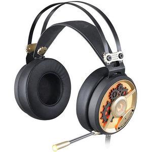 Bloody M660G MOCI Carbon Fiber Chronometer Gaming Headset