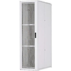 Panduit S8512WT Net-Access S Rack Cabinet - 45U Wide for Server - White