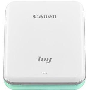 Canon 3204C002 IVY Zero Ink Printer - Color - Photo Print - Portable - Mint Green