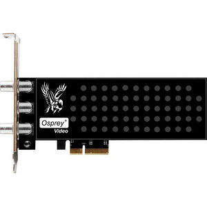 Osprey 95-00502 935 - Triple 3G SDI, Third Input programmable as Loopout