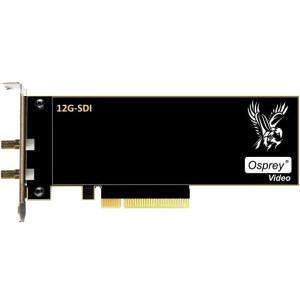 Osprey 95-00513 1215 - Single 12G SDI, I/O, Genlock