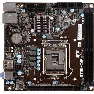 ECS 89-206-KU5100 H110I-C4P Desktop Motherboard - Intel
