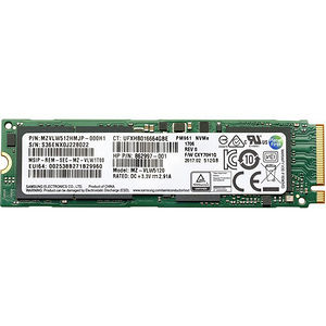HP 3JP91AA 512 GB Solid State Drive - SATA (SATA/600) - Internal - M.2
