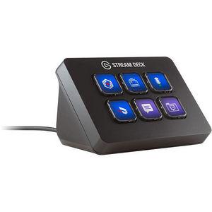 Elgato 10GAI9901 Stream Deck Mini - Live Content Creation Controller