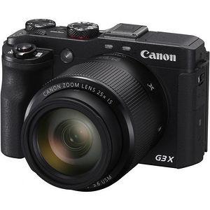 Canon 0106C001 PowerShot G3 X Digital Camera