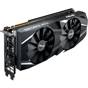 ASUS DUAL-RTX2080-8G Dual GeForce RTX 2080 Graphic Card - 1.52 GHz Core - 8 GB GDDR6 - Triple Slot