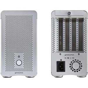 One Stop Systems EB3T (Magma) ExpressBox 3T 3 Slot Thunderbolt 2 PCIe Expansion Chassis