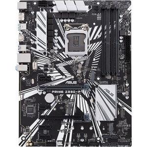 ASUS PRIME Z390-P Desktop Motherboard - Intel Chipset - Socket H4