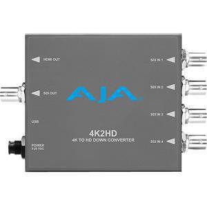 AJA 4K2HD 4K to HD down-conversion Mini-Converter