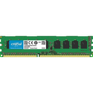 Crucial CT51264BD160BJ 4GB (1 x 4 GB) DDR3 SDRAM Memory Module - Non-ECC - Unbuffered
