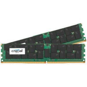 Crucial CT4K32G4LFD424A 128GB (4 x 32 GB) DDR4 SDRAM Memory Module - ECC