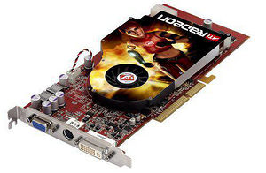 AMD 100-435502 RADEON X800XL Graphics Card