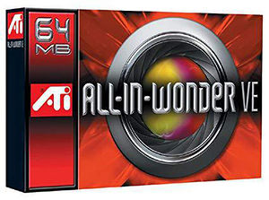 AMD 100-711041 ALL-IN-WONDER VE Graphics Card