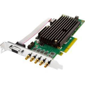 AJA CORVID 44 FANLESS 8-Lane PCIe 2.0, 4x SDI, Independently Configurable Fanless Version