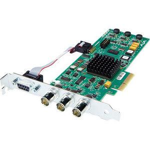 AJA CORVID 3G 4-lane PCIe Card, 3G / HD / SD SDI I/O
