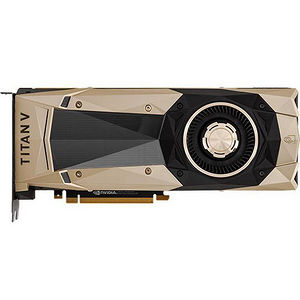 NVIDIA 900-1G500-2500-000 TITAN V Graphic Card - 1.20 GHz Core - 12 GB HBM2 - Dual Slot