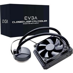 EVGA 400-HY-CL11-V1 CLC 120 CL11 Liquid / Water CPU Cooler, Intel Cooling