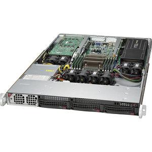 Supermicro SYS-5018GR-T 1U Rackmount Barebone - Socket R LGA-2011 - 2X GPU
