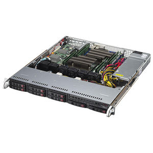 Supermicro SYS-1028R-MCT Barebone - 1U - Intel C612 Chipset - Socket LGA 2011-v3 - 2 x CPU Support