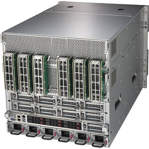 Exxact TensorEX TS4-144580094-DPN 10U 2x Intel Xeon processor - Deep Learning & AI server