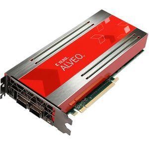 Xilinx A-U200-P64G-PQ-G Alveo U200 Accelerator Card - Passive Cooling
