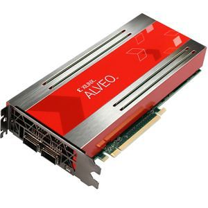Xilinx A-U250-P64G-PQ-G Alveo U250 Accelerator Card - Passive Cooling