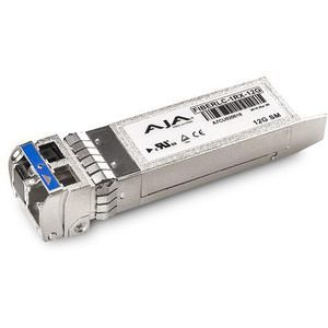 AJA FIBERLC-1RX-12G 1-Channel 12G-SDI Single Mode LC Fiber Receiver SFP