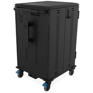 Dell 32NMJ Compact Charging Cart - 36 Devices