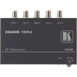 Kramer 104R 1:4 RF Distribution Amplifier