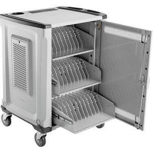 HP 1HC89UT#ABA 32U Essential Charging Cart