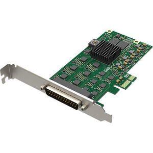 Magewell 11250 Pro Capture Hexa CVBS LP PCIe x1, 6-channel CVBS, SD, 6 unbalanced stereo audio