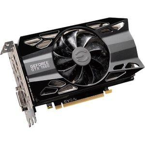 EVGA 06G-P4-1163-KR GeForce GTX 1660 Graphic Card - 6 GB GDDR5