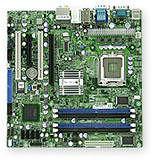 Supermicro MBD-C2SBM-Q-O Desktop Motherboard - Intel Q35 Express Chipset - Retail