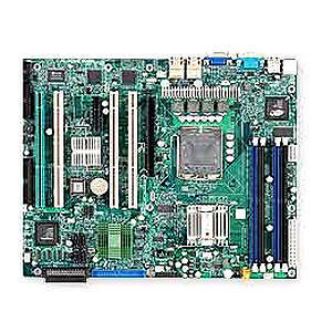 Supermicro MBD-PDSM4-O PDSM4 Server Motherboard - Intel E7230 Chipset - Socket T LGA-775 - Retail
